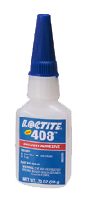 Loctite 408 Low Viscosity Low Bloom Low Odour 500g image 2