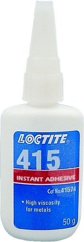 Loctite 415 Methyl Metal Bonder High Viscosity 500g image 2