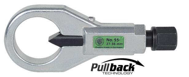 55-4 Kukko Single Edged Mechanical Nut Splitter for Nuts 32-50mm image 2