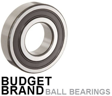 6952RS Rubber Sealed Deep Groove Ball Bearing 5x13x4mm