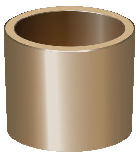 Metric Oilite Plain Bearings photo