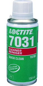 Loctite SF7031 Quick Clean Aerosol 150ml (UK Delivery Only) image 2