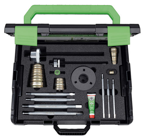 KS-70-A-K Kukko Deep Groove Ball Bearing Puller Set image 2
