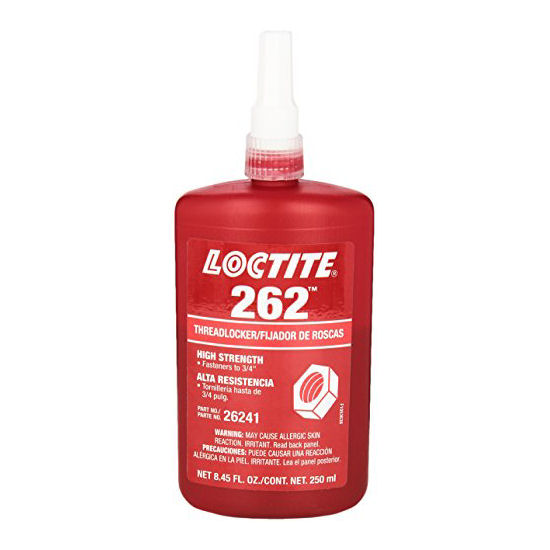 Loctite 262 High Strength Controlled Torque 250ml image 2