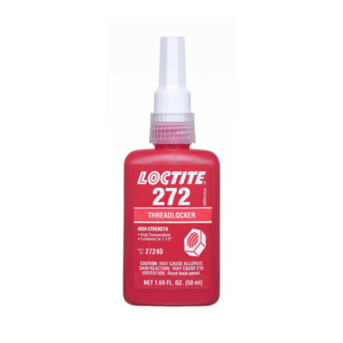 Loctite 272 High Strength High Temperature 50ml image 2