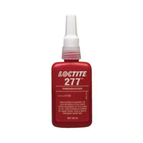 Loctite 277 High Strength Good Chemical Resistant 50ml image 2