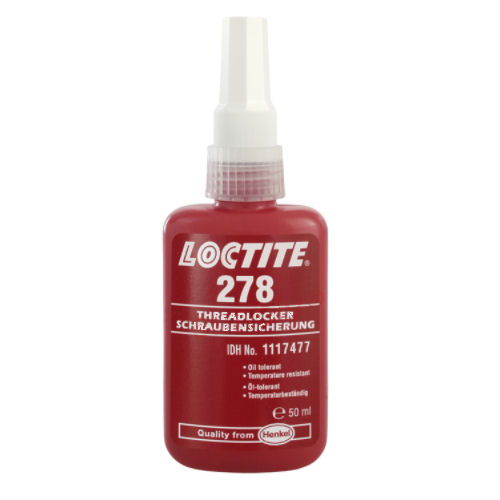 Loctite 278 High Strength Oil Tolerant 250ml image 2