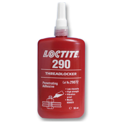 Loctite 290 High Strength Penetrating 50ml image 2