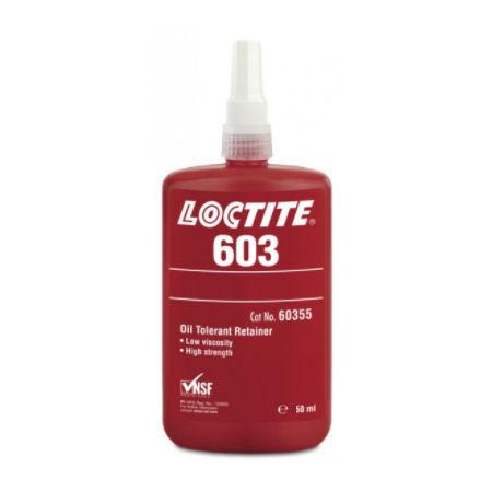 Loctite 603 High Strength Low Viscosity Oil Tolerant 50ml image 2