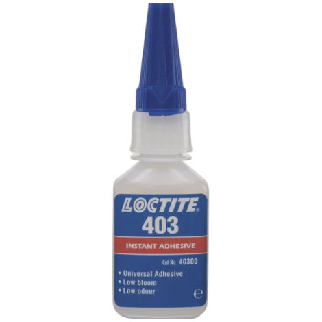 Loctite 403 High Viscosity Low Bloom Low Odour 50g image 2