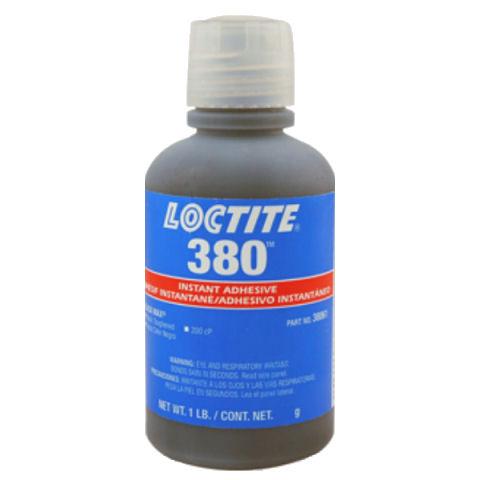 Loctite 380 Jet Black 500g image 2