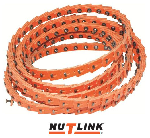 NuTLink Z Section V Belt - 2 Mtr image 2