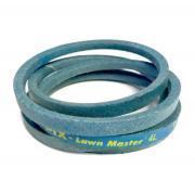 4L665K PIX Lawn Master 13x8mm Blue Dry Cover Kevlar Wrapped V-Belt