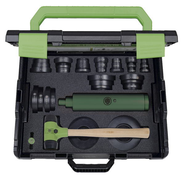 71-L Kukko Bearing Installation Tool Set Lightweight Exterior Mounting Model image 2