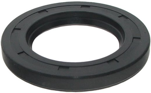 150 100 037 R21/SC Single Lip Nitrile Rotary Shaft Oil Seal with Garter Spring 1x1.1/2x3/8 Inch image 2