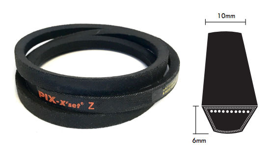 Z16 PIX Z Section V Belt image 2
