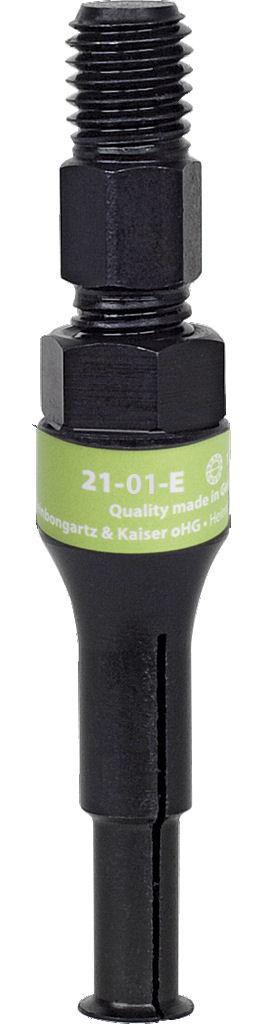 21-01-E Kukko Segmented Internal Extractor 9.5-12.5mm Pulling Diameter image 2