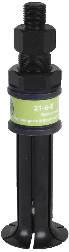 21-6-E Kukko Segmented Internal Extractor 48-63mm Pulling Diameter image 2