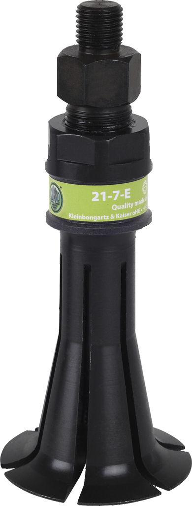 21-7-E Kukko Segmented Internal Extractor 63-78mm Pulling Diameter image 2