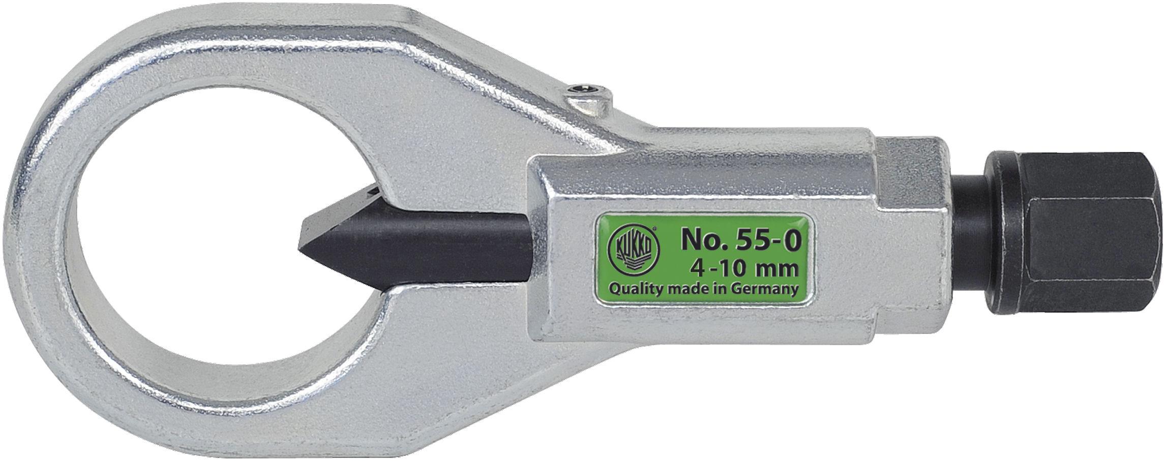 55-0 Kukko Single Edged Mechanical Nut Splitter for Nuts 4-10mm image 2