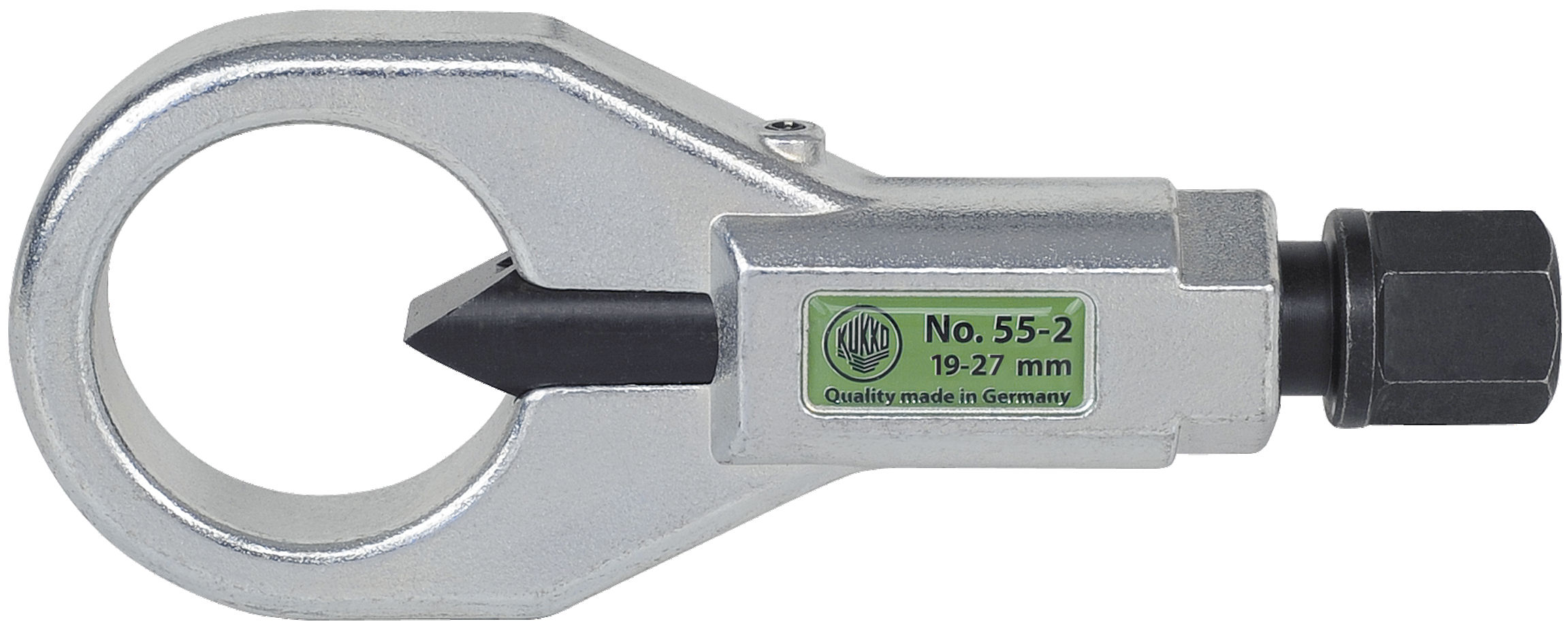 55-2 Kukko Single Edged Mechanical Nut Splitter for Nuts 19-27mm image 2