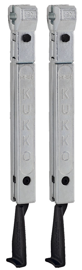 1-251-P Kukko 2 Narrow Jaws (Pair) Leg Length 250mm image 2