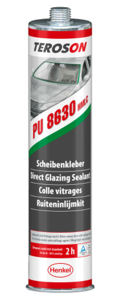 PU8630 HMLC Teroson Direct Glazing Adhesive 310ml image 2