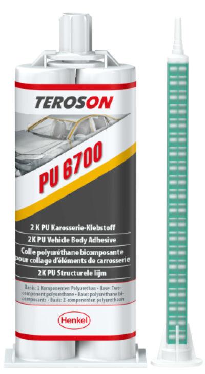 PU6700 Teroson Multi-Purpose Bonder 50ml image 2