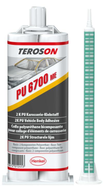 PU6700 ME Teroson Multi-Purpose Bonder 50ml image 2