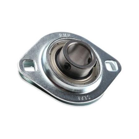 Pressed Steel Oval Flange Bearing Units photo