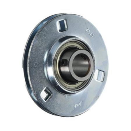 Pressed Steel Round Flange Bearing Units photo