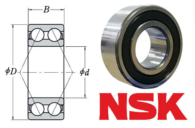 3214B-2RSTN NSK image 2