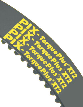 PIX TorquePlus XT2 8M Section Timing Belts photo