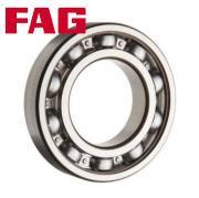 6000-C FAG Open Deep Groove Ball Bearing 10x26x8mm