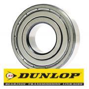 6000 ZZ Dunlop Shielded Deep Groove Ball Bearing 10x26x8mm