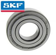 6001-2Z/C3GJN SKF Shielded High Temperature Deep Groove Ball Bearing 12x28x8mm