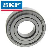6205-2Z/C3GJN SKF Shielded High Temperature Deep Groove Ball Bearing 25x52x15mm