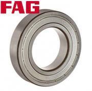 6007-2Z-C3 FAG Shielded Deep Groove Ball Bearing 35x62x14mm