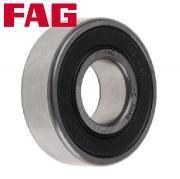 6010-2RSR FAG Sealed Deep Groove Ball Bearing 50x80x16mm