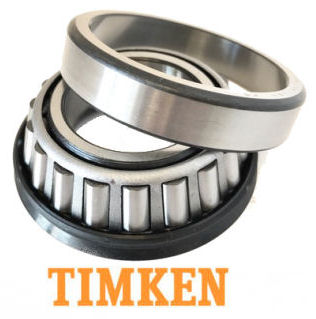 L44643L/L44610 Timken Sealed Duo Face Plus Tapered Roller Bearing 1x1.98x0.56 inch image 2
