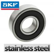 W624-2RS1 SKF Sealed Stainless Steel Deep Groove Ball Bearing 4x13x5mm