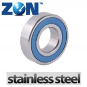 W623-2RS ZEN Sealed Stainless Steel Deep Groove Ball Bearing 3x10x4mm