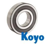 60/22DDU KOYO Sealed Deep Groove Ball Bearing 22x44x12mm