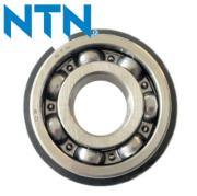 62/22NR NTN Open Deep Groove Ball Bearing with Circlip Groove and Circlip 22x50x14mm