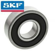 2205E-2RS1KTN9 SKF Sealed Self Aligning Ball Bearing with Tapered Bore 25x52x18mm