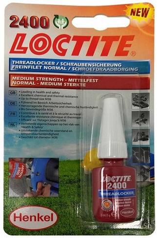 Loctite 2400 Health & Safety Friendly Medium Strength 5ml image 2