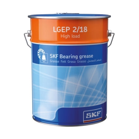 SKF LGEP2 18kg High Load, Extreme Pressure Bearing Grease image 2