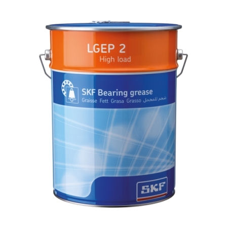 SKF LGEP2 50kg High Load, Extreme Pressure Bearing Grease image 2
