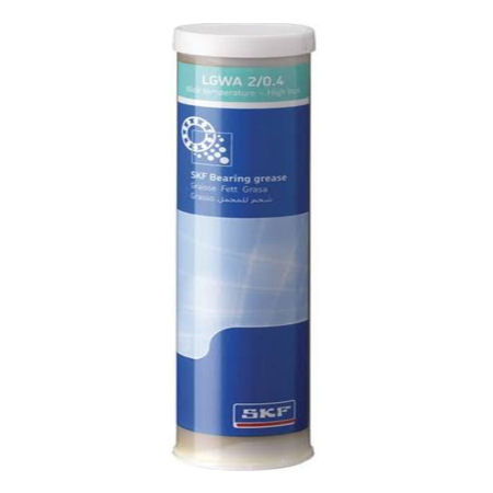 SKF LGWA2 400ml High Load, Extreme Pressure, Wide Temperature Range Bearing Grease image 2