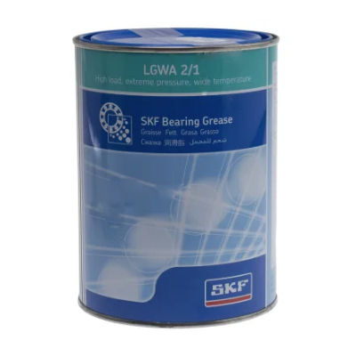 SKF LGWA2 1kg High Load, Extreme Pressure, Wide Temperature Range Bearing Grease image 2